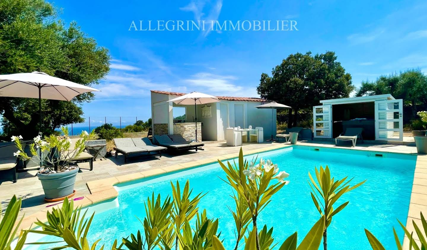 Villa with pool and terrace L'Ile-Rousse