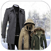 Men Winter Suit Editor - Winter Dress Photo Editor