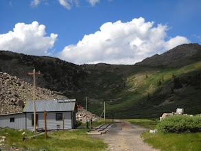 Photo: West Portal buildings