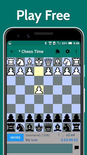 Chess Time - Multiplayer Chess 3.4.2.89 screenshots 4