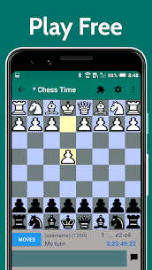 Chess Time – Multiplayer Chess 4