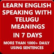 Learn English in Telugu - Daily using sentences
