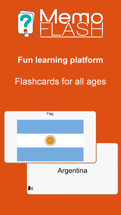 Memo Flash  Fun Flashcards  Android Apps On Google Play