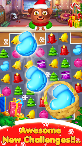 Candy Christmas Match 3 1.0.0.007 screenshots 1