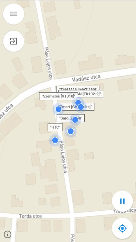 GPS Vehicle Tracker - EverTrack screenshots