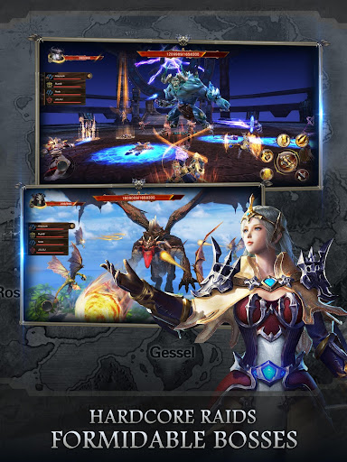 Dragon Revolt - Classic MMORPG 3.9 screenshots 10