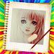 アニメを段階的に描く方法 - Androidアプリ