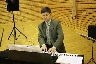 Photo: Dromneshallen, markering av 100-årsjubileet til Stemshaug kyrkje, den 27. september 2008