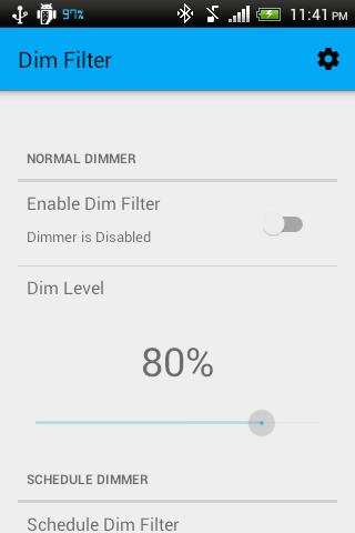 Dim Filter