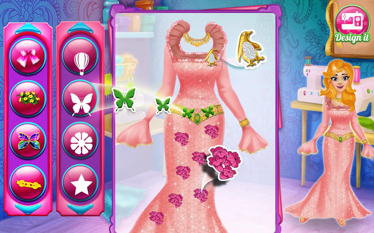 Design It! Fashion & Makeover- screenshot