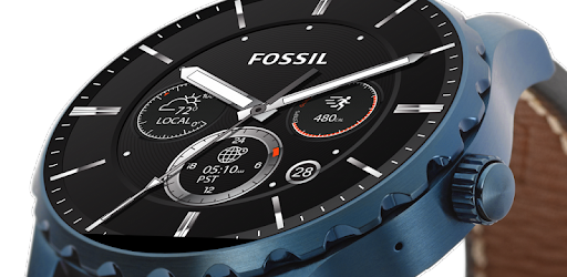 Fossil Q Founder 2.0 User Manual