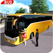 Offroad Bus Driving Game: Bus Simulator