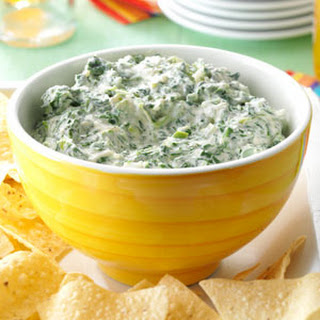 Jalapeno Spinach Dip