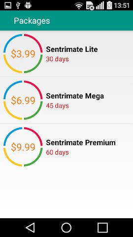 android Sentrimate Screenshot 6