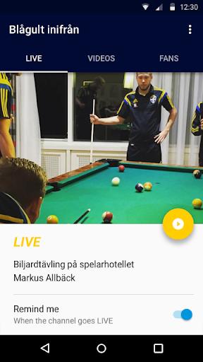 玩免費運動APP|下載Blågult Inifrån app不用錢|硬是要APP