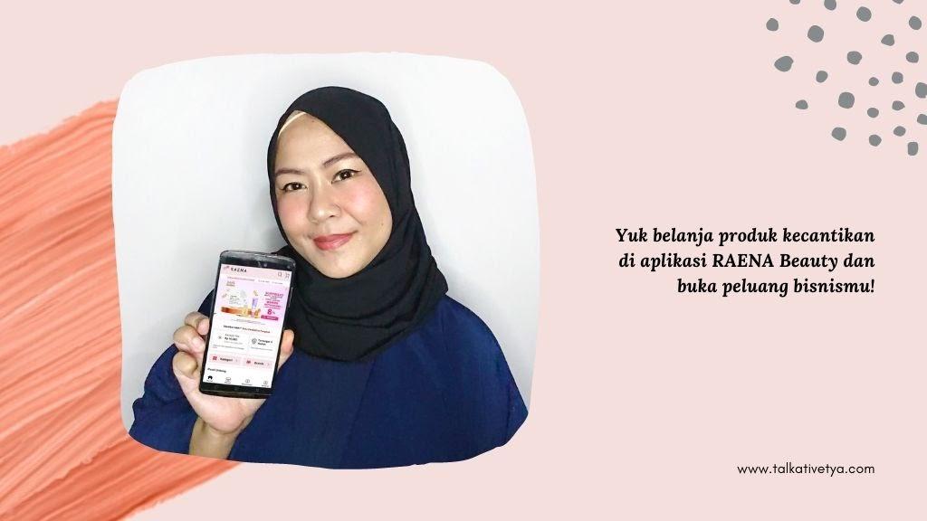 review raena beauty aplikasi reseller untuk beautypreneur