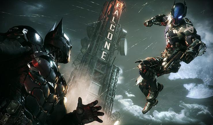 Salah satu hra Batman terbaik.