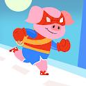 Spider Pig icon
