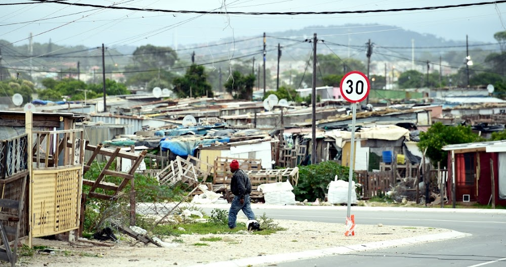 'Our children�s cries of hunger are forcing us to violate lockdown rules': informal settlement residents - TimesLIVE