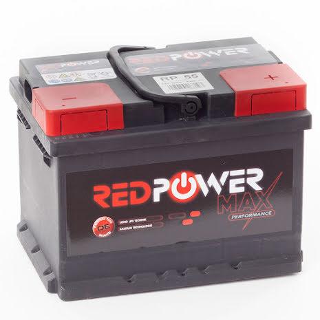 RED POWER 55 AH 450 CCA