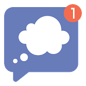 Mood Messenger - SMS & MMS Icon