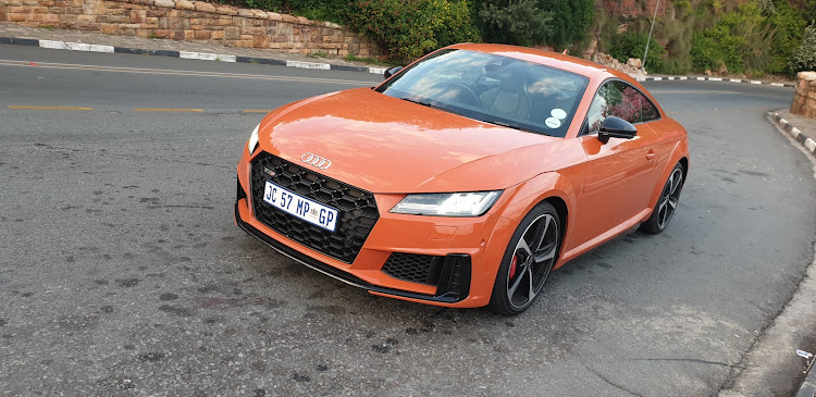 Audi Tt S Is A Practical Everyday