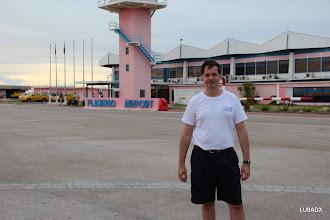 Photo: Diego - LU8ADX en Flamingo Airport - Bonaire