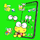 Cartoon Lovely Cute Green Frog Launcher Theme  Download on Windows
