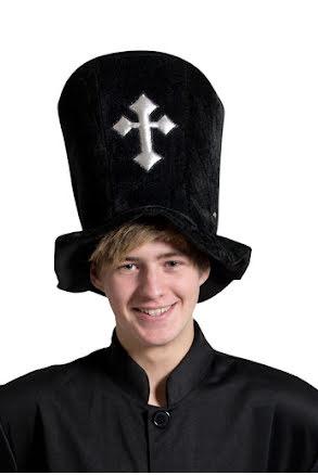 Hatt med kors, vuxen