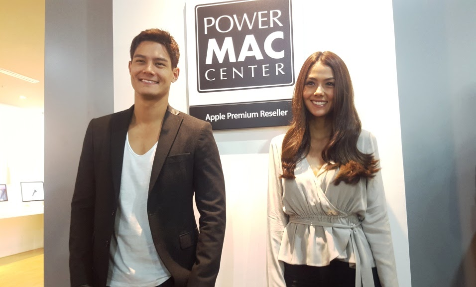 POWER MAC CENTER BRAND AMBASSADORS DANIEL AND VANESSA MATSUNAGA