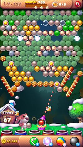 Bubble Bird Rescue 2 - Shoot! Screenshot