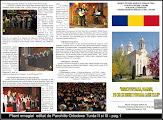 Photo: Pliant omagial  editat de Parohiile Ortodoxe Turda II si III - pag.1
