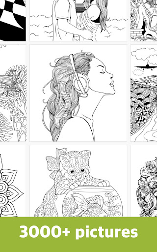 Free Coloring Books for Adults: ColorColor 2018 3.3.3 screenshots 24