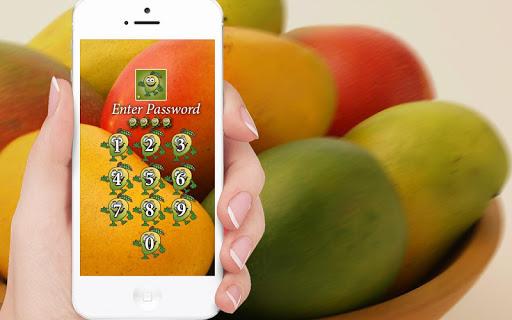 Mango - Applock Theme