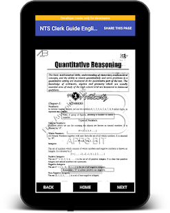 New NTS Clerk Guide English Latest:MCQs & GKLatest for PC-Windows 7,8,10 and Mac apk screenshot 20