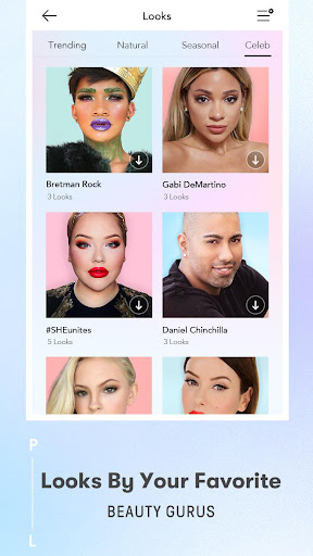MakeupPlus - Makeup Camera screenshot 4