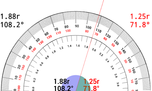 Protractor 7.0 Android Mod APK 3