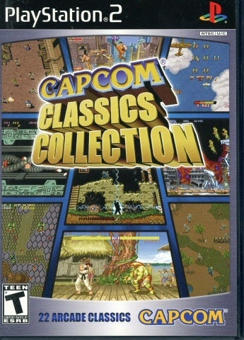 Video game:PlayStation 2 Capcom Classics Collection - Sony Computer