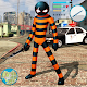 US Stickman Prisoner Rope Hero Gangster APK