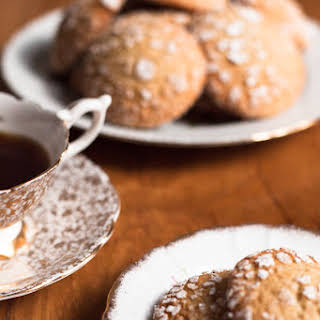 Ginger Cookies Dairy Free Recipes.