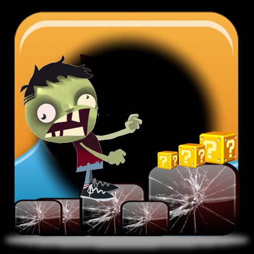 Shock zombie race run
