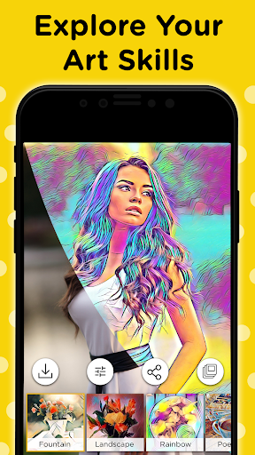ArtistA Cartoon & Sketch Filter & Artistic Effects