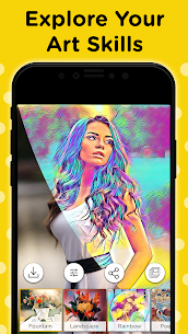ArtistA Cartoon & Sketch Filter & Artistic Effects 2