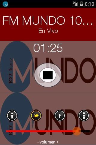 FM Mundo 107.1