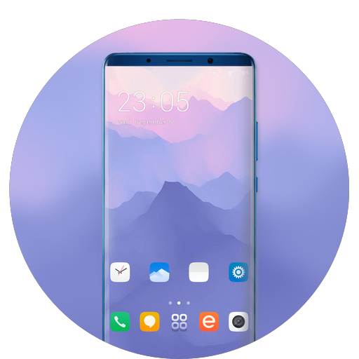Theme for Samsung galaxy a7 wallpaper icon