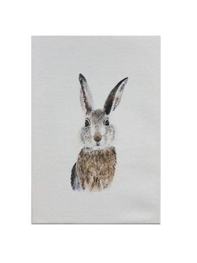 tavşan çocuk odası tablosu