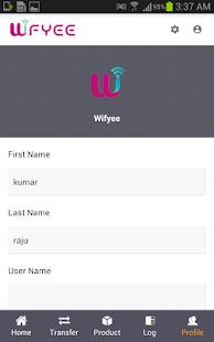 wifyee - náhled