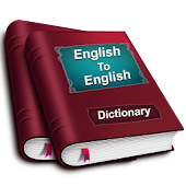 English To English Dictionary – Offline Dictionary