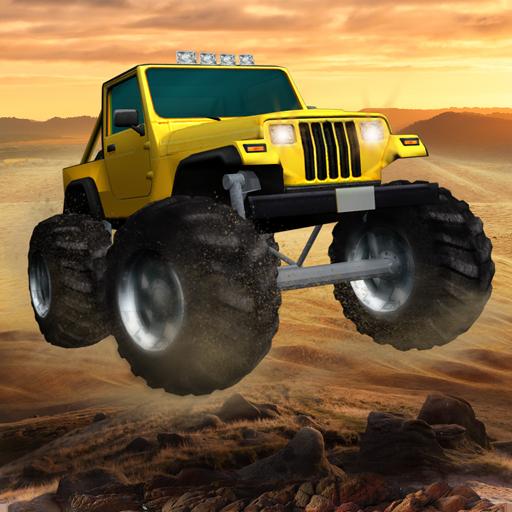 4X4山地賽車 賽車遊戲 App LOGO-APP試玩