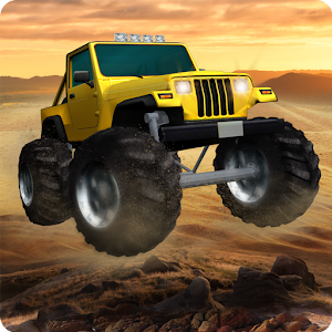 4X4 Hill Racing for PC and MAC